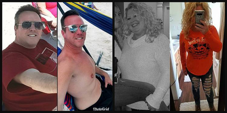 Chris and Tracie Overcame Their Struggles and Supported Each Other to the Finish Line