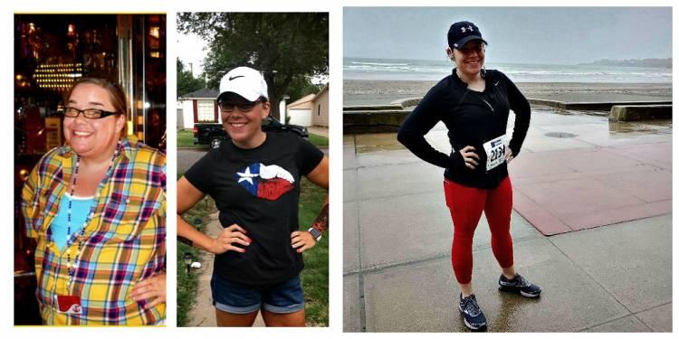 Miranda Harper Marathon's Her Way to Weight Loss Surgery Victory