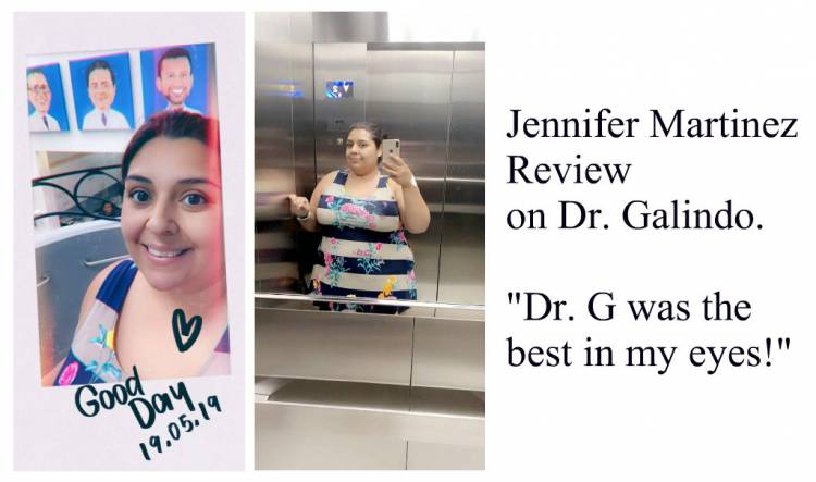 """Dr. Galindo Was The Best in My Eyes"" - Jennifer Martinez Review"