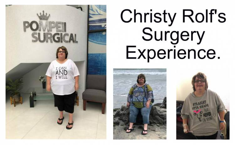 "Christy Rolf, ""It's My Turn to Help Someone Else."""