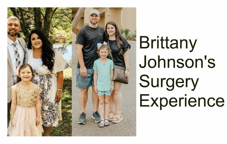 """Brittany Johnson: """"Surgery is Only The Beginning; it is What We Do With our Tool Afterward That Genuinely Makes the Difference."""""""