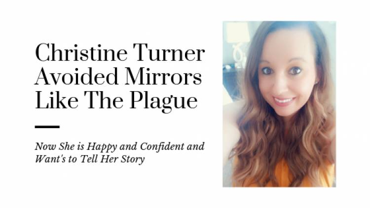 Christine Turner No Longer Avoid's Mirrors