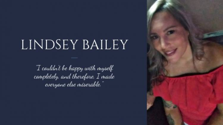 Lindsey Bailey Is Helping Others to Find Their Happy Endings, Like She Did.
