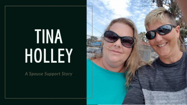 Tina Holley Supported Her Wife and They Became Stronger