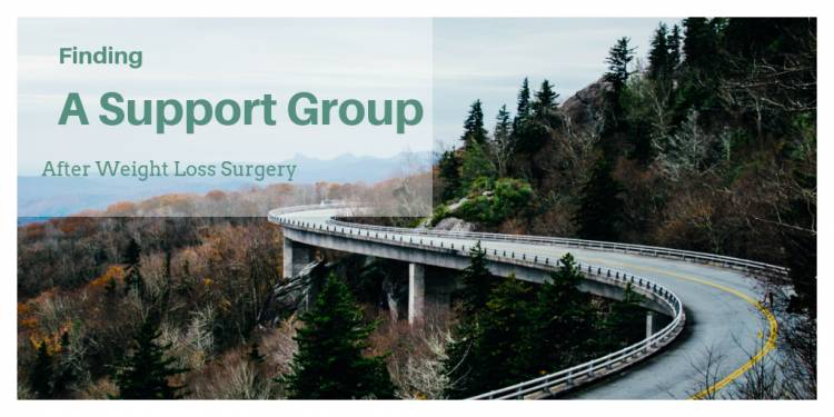 Support Systems after Weight Loss Surgery