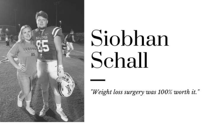 "Siobhan Schall, ""It is 10,000% Worth It."""